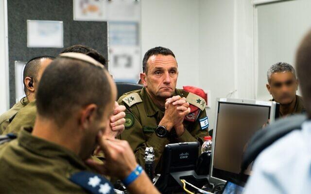Altos funcionarios de seguridad israelíes en Qatar para discutir una tregua con Hamas