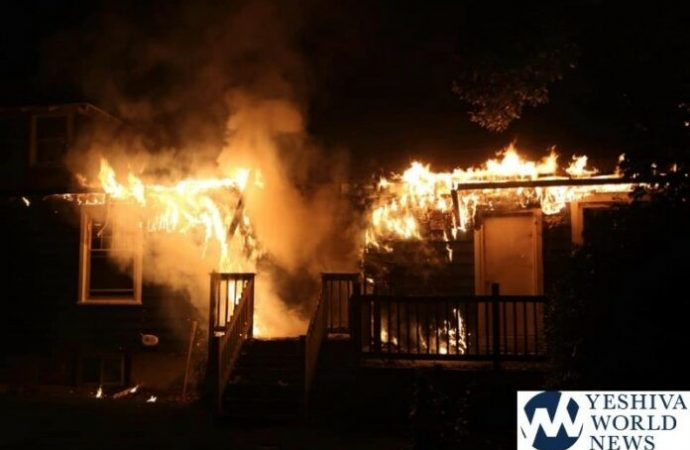 Incendiaron la Casa de Jabad en la Universidad de Delaware