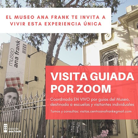 Visita guiada al Museo de Ana Frank