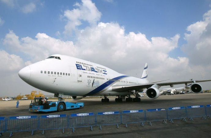 El gobierno israelí aprueba una oferta de $ 75 millones por una importante participación en El Al Airlines