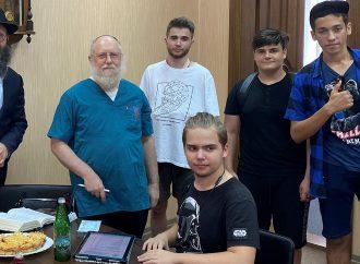 <strong>Identidad.</strong> Rusia tiene un cirujano a tiempo completo para circuncidar a los hombres judíos