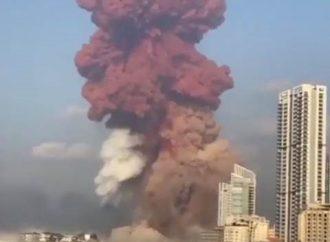 Nasrallah amenazó con volar a Israel con nitrato de amonio