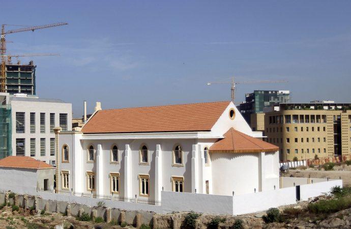La sinagoga de Beirut parece sufrir sólo daños menores por la explosión mortal