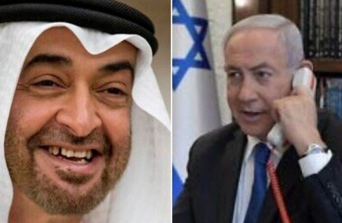 Netanyahu realizó una visita secreta a los Emiratos Arabes Unidos en 2018