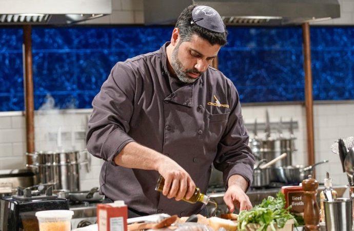 """Chef de delicatessen kosher competirá en el canal de comidas """"Chopped"""""""