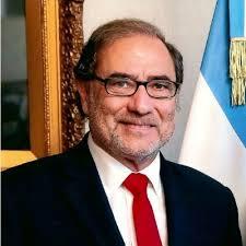 Saludo del Embajador Argentino en Estados Unidos