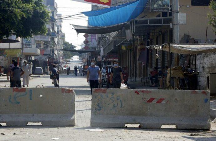 Alto el fuego entre Israel y Hamas en medio del brote de COVID-19 en Gaza