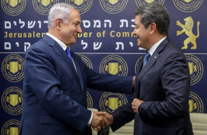 Honduras espera trasladar la embajada de Israel a Jerusalem para fin de año