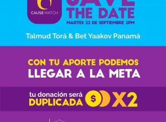 <strong>Campaña.</strong> Hoy puedes apoyar al Talmud Torá y el Bet Yaacob de Panamá