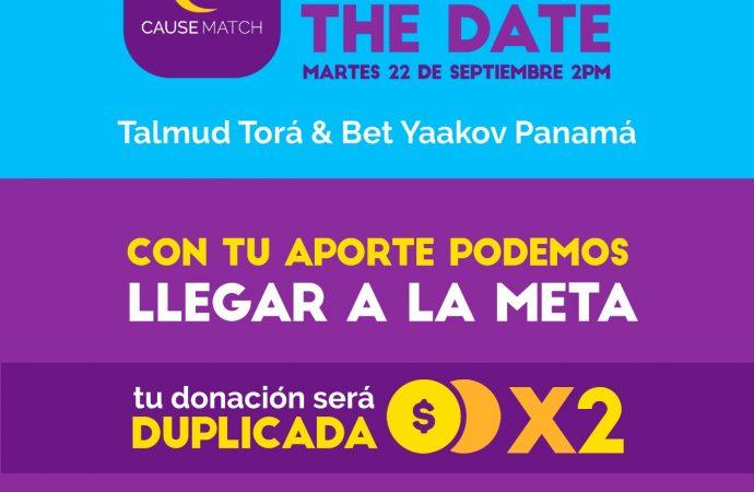 Hoy puedes apoyar al Talmud Torá y el Bet Yaacob de Panamá