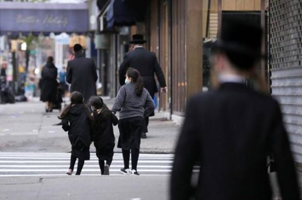 Repunte de COVID en las comunidades judías