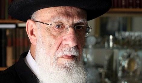 """Hagaón HaRav Shalom Cohen: """"Haga todo lo posible para rezar afuera"""""""