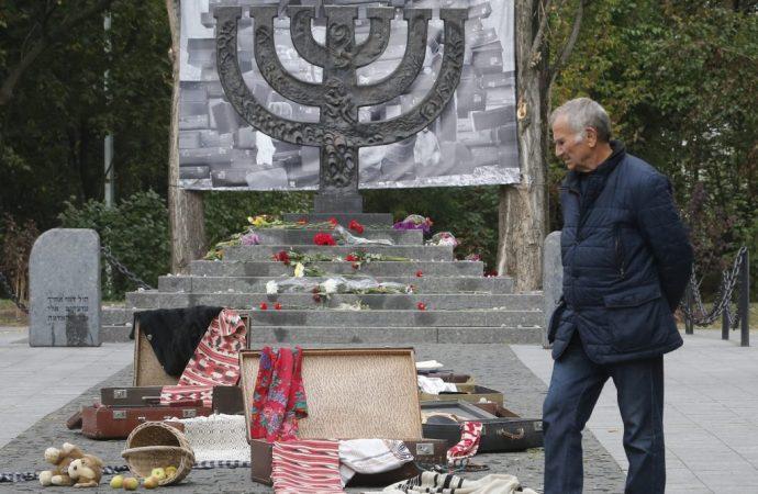 Ucrania: Se conmemora el 79 aniversario de la masacre de Babi Yar