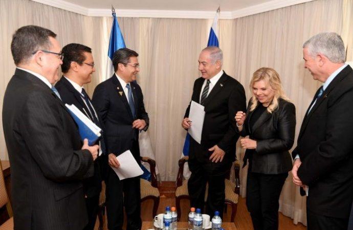 Avanza la reubicación de la embajada de Honduras a Jerusalem