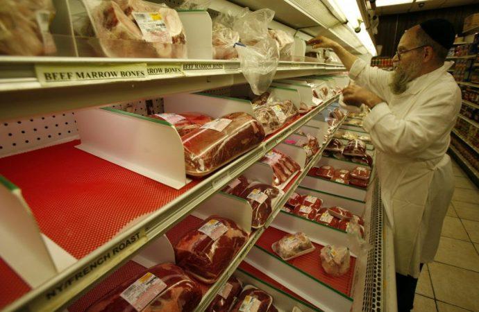 Se introduce un proyecto de ley polaco para prohibir la exportación de carne kosher