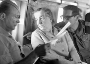 Golda Meir: La civil que expuso la falta de preparación de Israel para la guerra de 1973