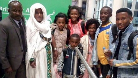 """Israel traerá """"inmediatamente"""" a más de 2.000 judíos etíopes"""