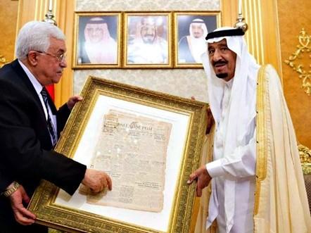 """Arabia Saudita: """"Nosotros también estamos hartos de los palestinos"""""""