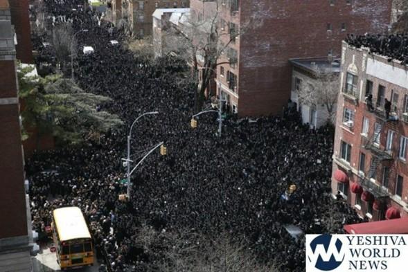 Miles de personas se reunirán en Borough Park para rezar esta semana