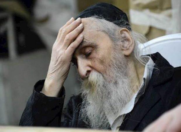 Rosh Yeshivat Brisk: HaGaón HaRav David Soloveitchik, 98, está enfermo de COVID-19