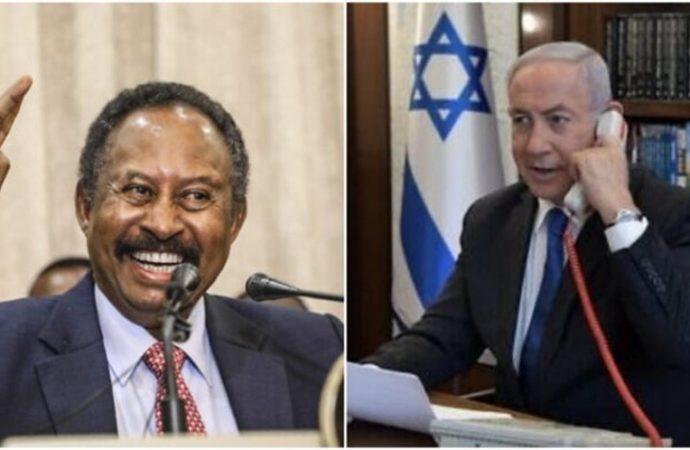 Delegación israelí viaja a Sudán y finaliza acuerdo de normalización