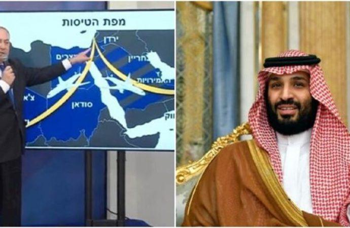 """""""El acuerdo de normalización entre Israel y Arabia Saudita está cerca"""""""