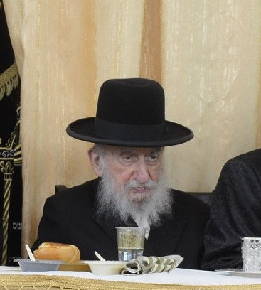 "Harav Yissachar Dov (Berish) Weiss, Zt""l, de Manchester"