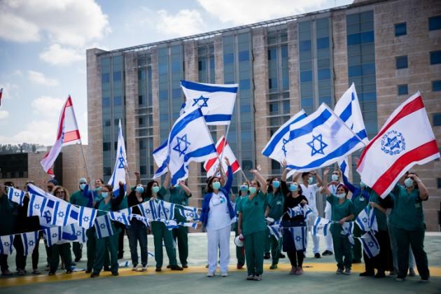 El hospital Hadassah de Jerusalem celebra una conferencia médica con el centro médico de Abu Dhabi
