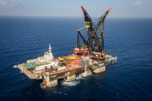 Chevron completa la adquisición de Noble Energy y se convierte en operador de Tamar, el campo de gas de Leviathan