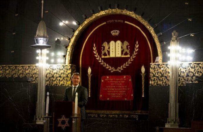 "Iglesia protestante holandesa: ""Fallamos a los judíos en la Segunda Guerra Mundial"""
