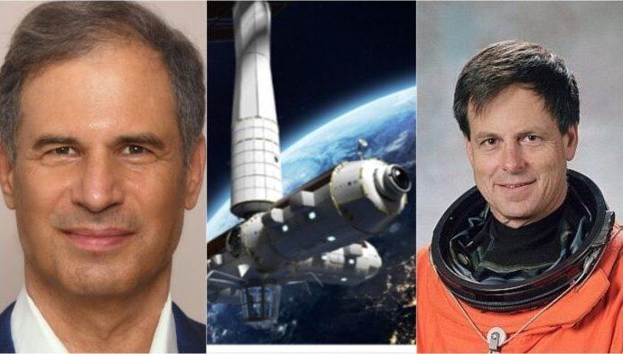 El segundo astronauta israelí se lanzará al espacio exterior en 2021
