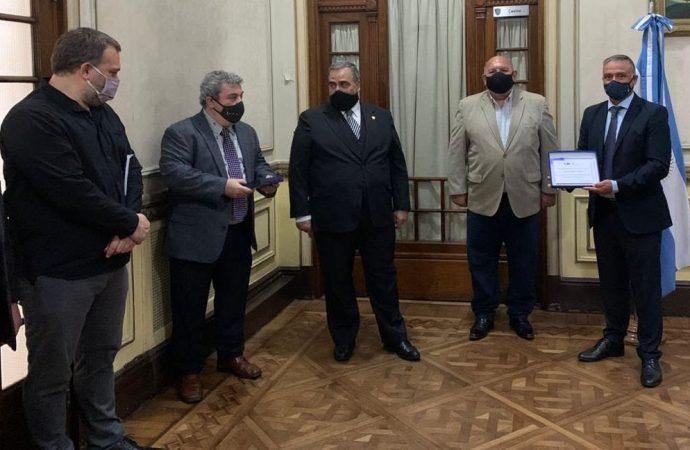 El CJL destacó la labor antiterrorista de la policía de Buenos Aires