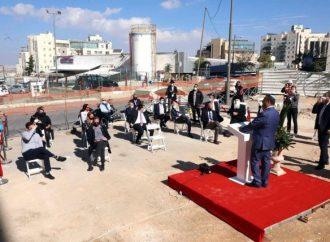 <strong>Un proyecto necesario.</strong> Jerusalem tendrá el primer centro de cuidado diurno para ancianos para la comunidad hareidi