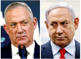 Netanyahu y Gantz discuten un compromiso para salvar al gobierno