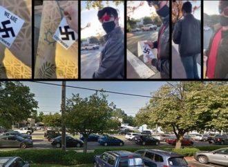 <strong>Actitud plausible.</strong> Felicitaciones a Noah Mohan, quien ahuyentó a un neonazi de Fairfax, California