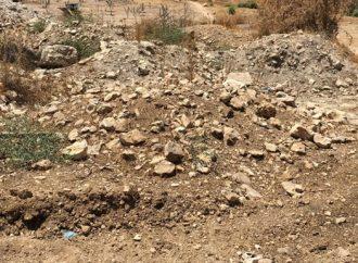Perla de oro de la era del templo de 3000 años encontrada por un niño de Jerusalem de 9 años