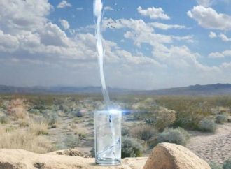 Empresa de tecnología israelí que fabrica agua de la nada firma un acuerdo en los Emiratos Arabes Unidos