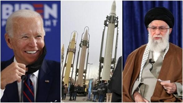 """""""Biden volverá a entrar en el acuerdo con Irán, la guerra es probable"""""""