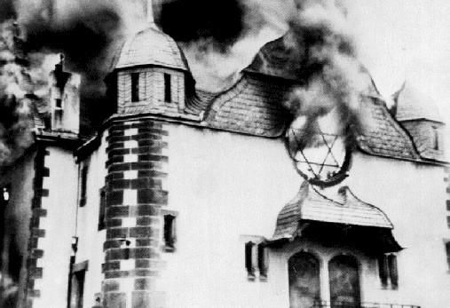 Kristallnacht: Cuando los judíos quedaron varados