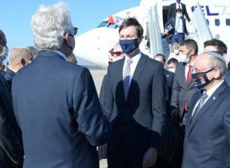 Llegó a Rabat el histórico primer vuelo Israel-Marruecos