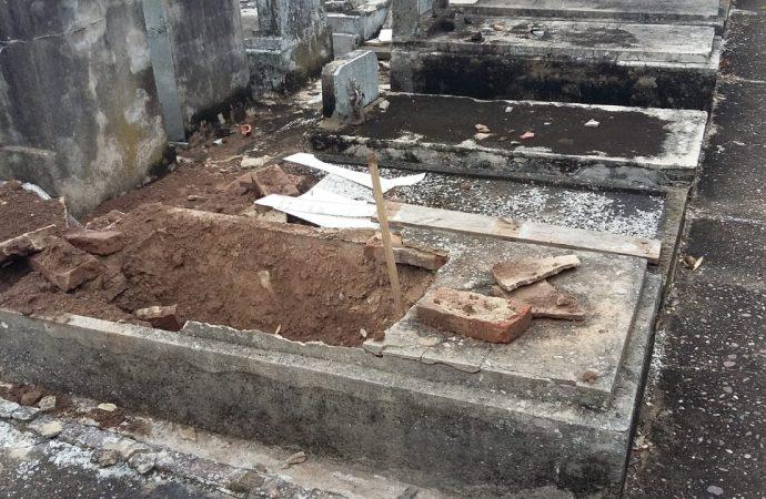 AMIA condena el ataque vandálico en su cementerio de Berazategui y exige seguridad en el lugar