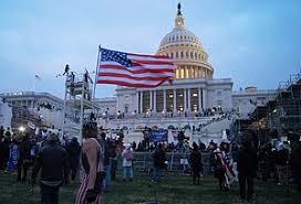 El antisemitismo visto en la invasión del Capitolio genera alarmas
