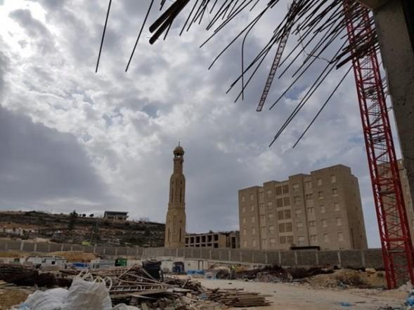 La administración civil de las FDI bajo fuego por promover la legalización de la construcción ilegal de la Autoridad Palestina