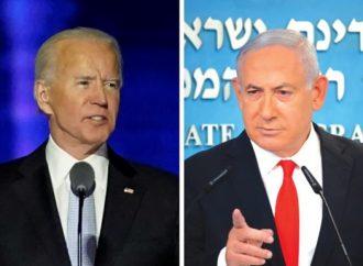 <strong>Antes que asuma Biden.</strong> Alemania y Francia piden dos estados en la línea de 1967
