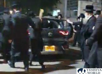 Cientos de agentes invaden la ciudad de Bnei Brak