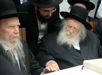 "Carta de Guedolei Israel: ""Volver a rezar afuera"""