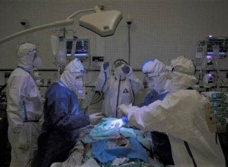 Los hospitales de Israel están llenos de pacientes jóvenes gravemente enfermos