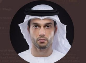 El primer embajador de los Emiratos Árabes Unidos en Israel inicia su mandato con un mensaje de Twitter de bienvenida y paz