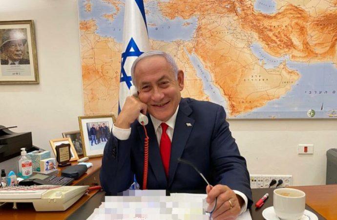 El problema es que Biden NO quiere ayudar a Bibi, no una llamada telefónica