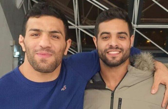 """El judoka iraní agradece: """"Nunca olvidaré la bondad israelí"""""""